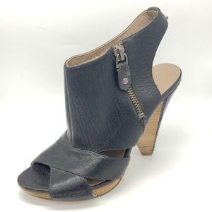 Belle Sigerson Morrison Slingback High Heel Sandal